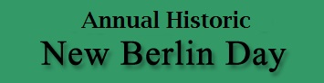 Annual Historic New Berlin Day